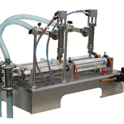 Poluautomatski stroj za punjenje meda Visoka točnost punjenja