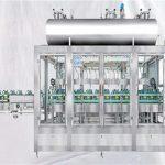 Stroj s rotacijskim punjenjem ulja za podmazivanje