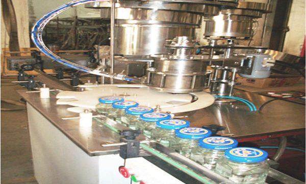 Linija za punjenje meda od 50 do 500 ml, stroj za flaširanje meda, stroj za pakiranje meda