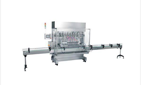 Profesionalni stroj za automatsko punjenje tekućeg sapuna proizvođača sapuna