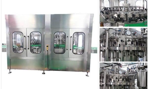 Automatski stroj za punjenje boca vinske čaše pivske vodke