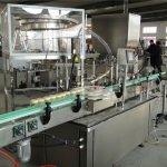 Automatski stroj za zatvaranje meda od staklene posude