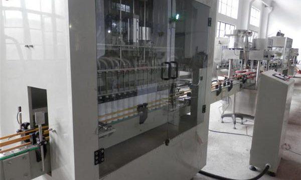 Potpuni automatski stroj za punjenje izbjeljivača od nehrđajućeg čelika