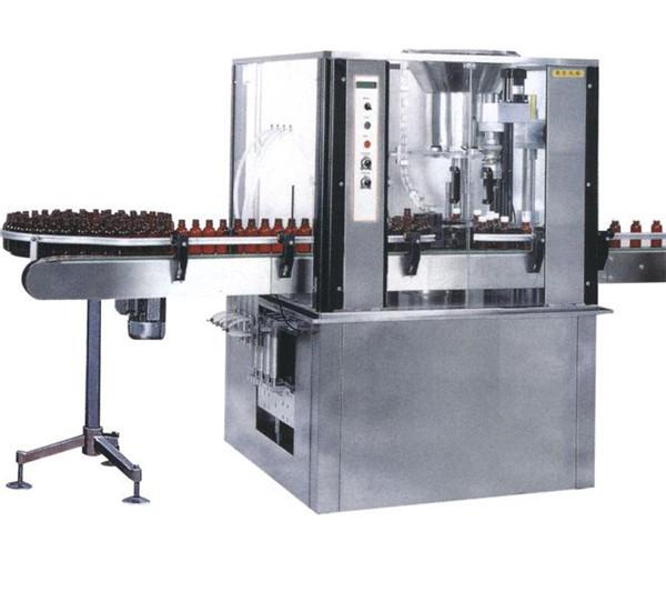 Stroj za automatsko punjenje tečnih tekućina visokog kapaciteta