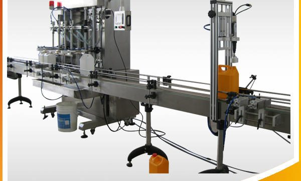 Automatski stroj za punjenje tekućih nakita
