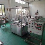 Automatski stroj za punjenje tekućina s visokom viskoznošću