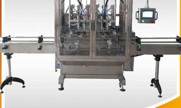 Automatski stroj za punjenje gravitacijskog boca s tekućinom za bocu
