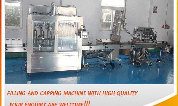 Stroj za punjenje ulja visokim udjelom od 5 litara