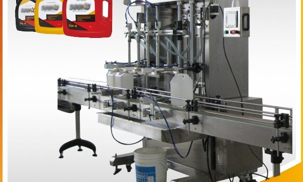 500ml-2L Automatski stroj za punjenje tekućih deterdženata / Stroj za punjenje tekućina
