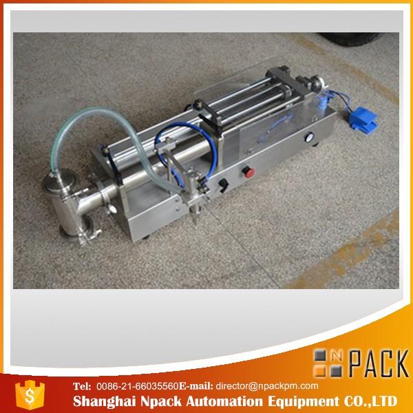 Poluautomatski stroj za punjenje klipa Idealna mašina za punjenje ulja