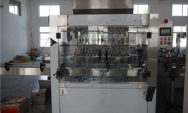 Profesionalni automatski stroj za punjenje ulja