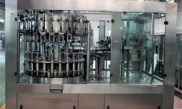 Automatski stroj za punjenje nehrđajućeg čelika u ulje / pročišćenu vodu