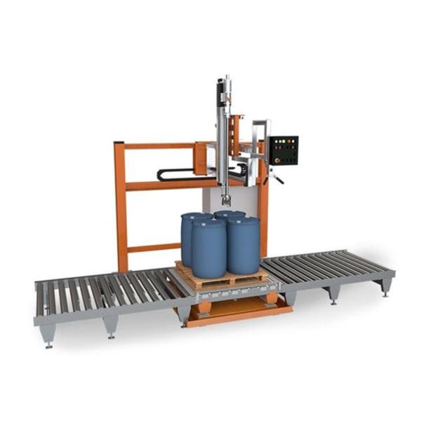 200L stroj za punjenje bubnjeva s tekućinom