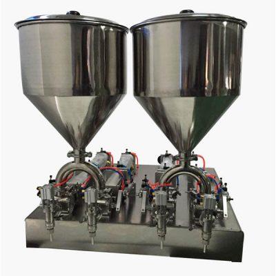 Trajna poluautomatska mašina za punjenje krema