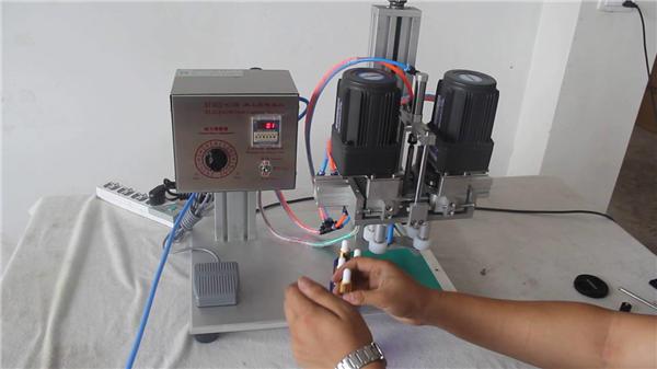 Potpuni proizvođač automatskih strojeva s pneumatskim zatvaračem