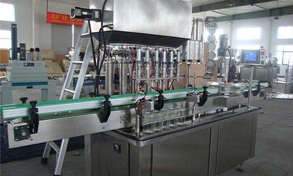 Potpuno automatizirana mašina za punjenje paradajz kečapa