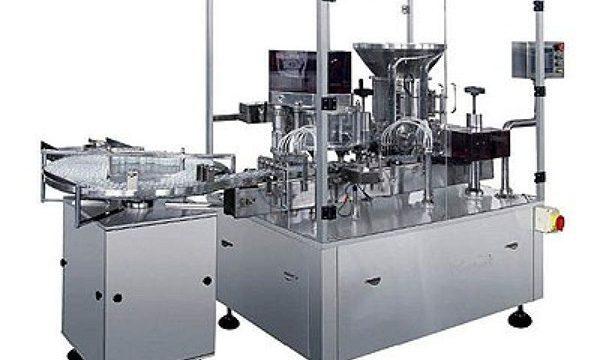 Stroj za punjenje suhog praha