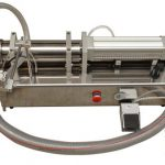 Poluautomatski stroj za punjenje tekućeg meda visoke viskoznosti