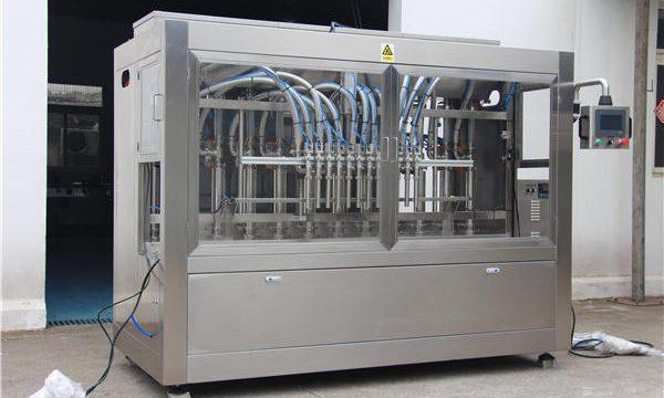 Potpuno automatski stroj za punjenje meda u bocama