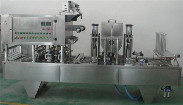 Potpuno automatski rotacijski stroj za punjenje jamice