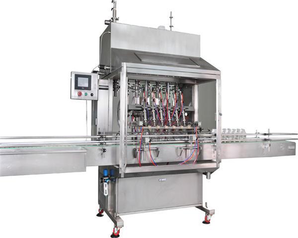 Profesionalni automatski stroj za punjenje jamice borovnice