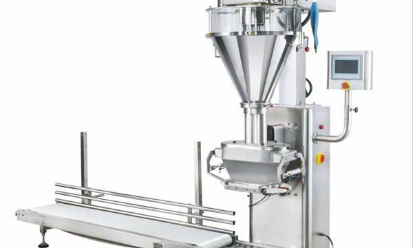 Poluautomatski stroj za punjenje mlijeka u prahu