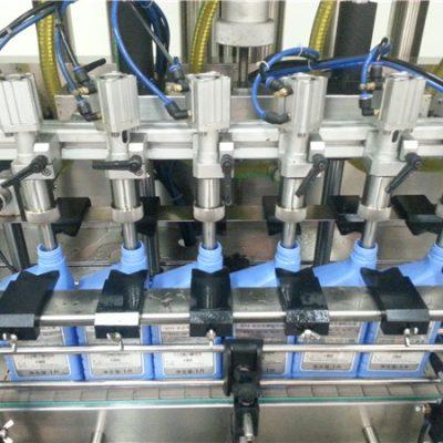 Automatski stroj za punjenje motornim uljem sa 6 glava
