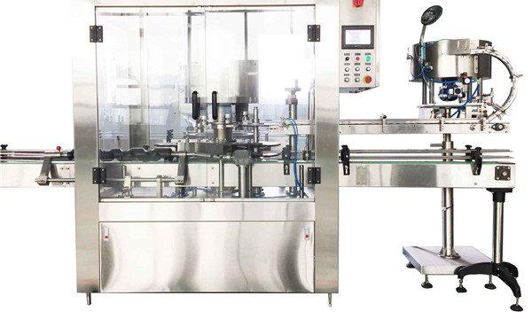 Rotacijski stroj za okruglu bocu s tekućim bocama