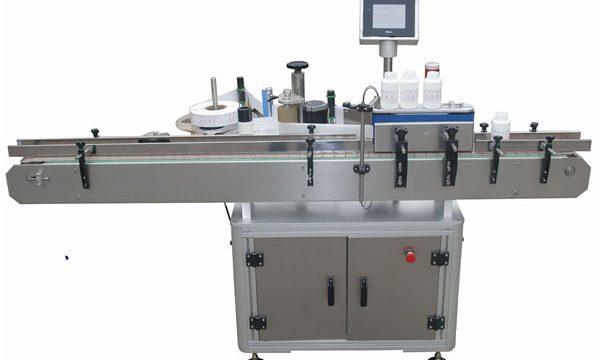 Automatska dvostruka bočna traka za označavanje plastične boce za kućne ljubimce