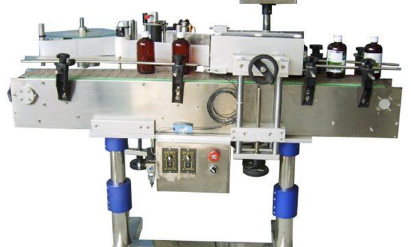 Automatski stroj s naljepnicom za okrugle boce za limenke