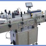 Automatski proizvođač strojeva za etiketiranje okruglih boca NPACK s pisačem