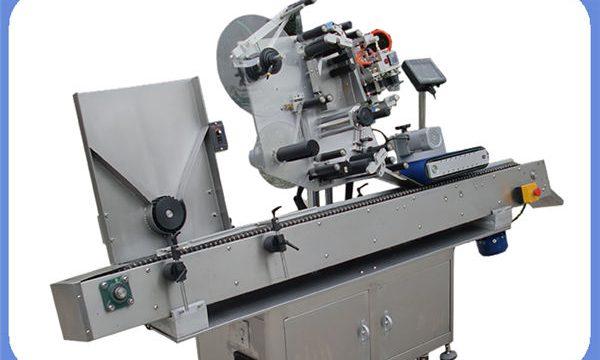 Automatski stroj za etiketiranje naljepnica za boce za okrugle i kvadratne