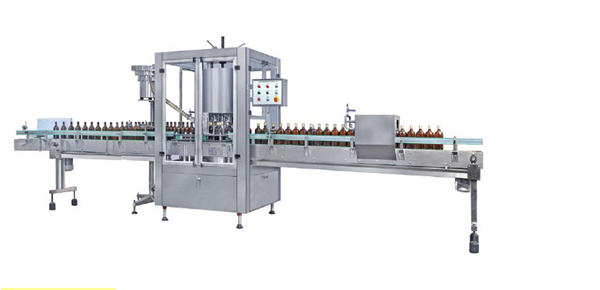 Potpuno automatizirani stroj za zatvaranje kapa Ropp