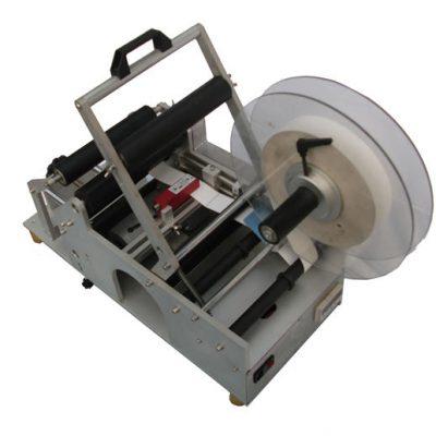 Tvorničke poluautomatske mašine za etiketiranje boca