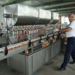 200-1000ml automatski stroj za punjenje sojevog soka