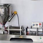 Ručni stroj za punjenje umaka za limenke