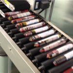 Automatski stroj za etiketiranje kobasica sa ulagačem