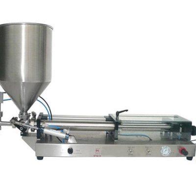 Polu-automatski stroj za punjenje kečapa