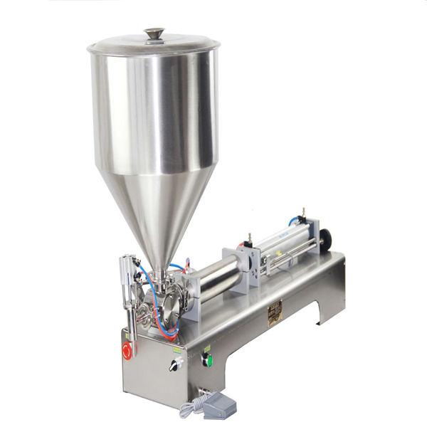 Pneumatski stroj za punjenje tekućeg sapuna sa šamponom s tekućinom za tuširanje, gel za punjenje