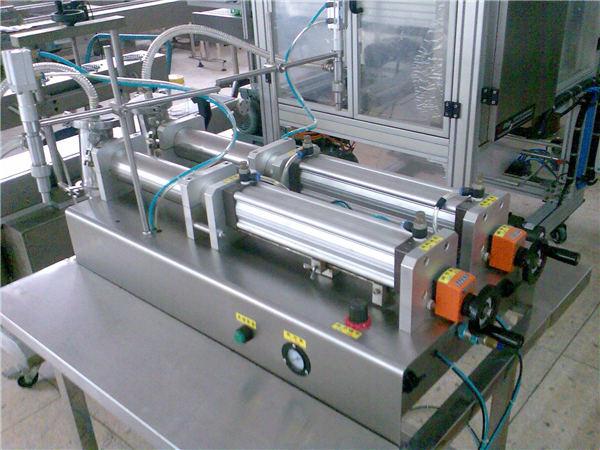 Polu-automatski stroj za punjenje šampona po konkurentnoj cijeni
