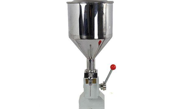 Mali ručni stroj za punjenje krema