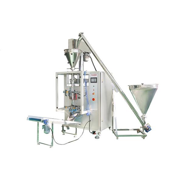 Vertikalna automatska mašina za punjenje i zatvaranje u prah