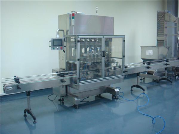 50ml-250L Automatski strojevi za punjenje ulja za kuhanje