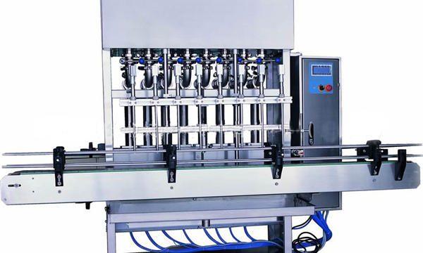 Stroj za punjenje sapuna od nehrđajućeg čelika