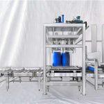 Prilagodljivi ESDF serija 100-1000L kapaciteta veliki bubanj automati za automatsko punjenje