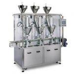 Stroj za automatsko punjenje sirupa u prahu s popustom