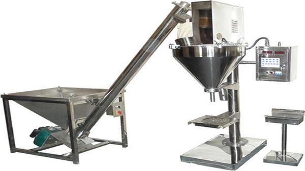 poluautomatski stroj za punjenje suhog praha za punjenje praha