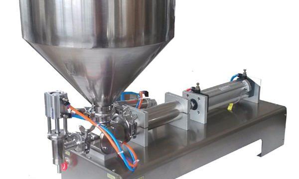 Pneumatska naprava za punjenje paste tvorničke cijene