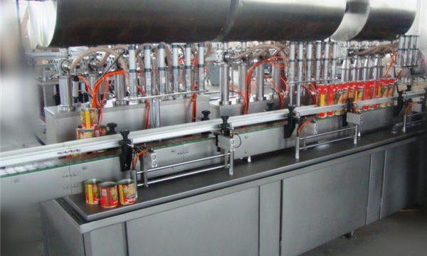 Stroj za punjenje dvostrukih glava s automatskim punjenjem Chili