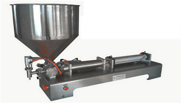 Polu-automatski stroj za punjenje vertikalne paste
